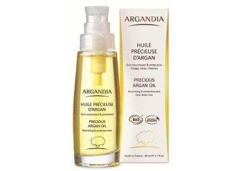 Argandia Organic Pure Precious Argan  Oil
