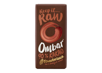 Ombar 90% Chokolade  Ø