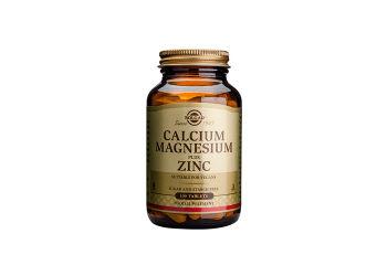 Solgar Calcium Magnesium +Zink