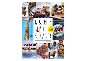 LCHF Brød og Kager Bog - Forfatter: Jane Faeber