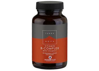Terranova B-complex m. Vitamin C