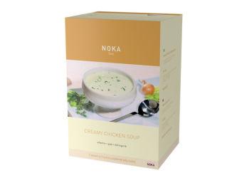 Noka Diet Cream Suppe Kylling til 7 måltider