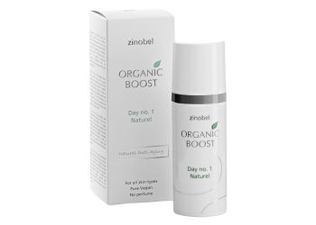 Zinobel Organic Boost Day no. 1 Naturel