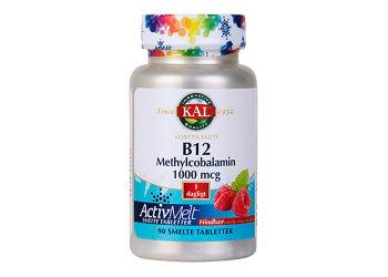 Kal B12 Methylcobalamin