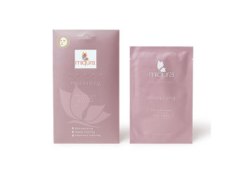 Miqura Moisturizing Sheet Face Mask Coconut