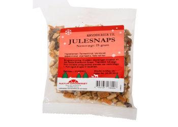 Natur-Drogeriet Krydderier Til Julesnaps Med  Juleetiket