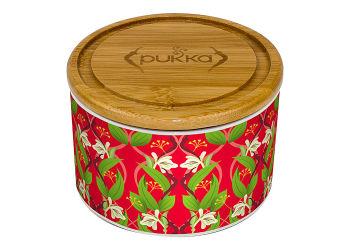 Pukka  Keramik Krukke Revitalise M. 10 Tebreve Ø