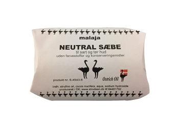 Struds sæbe neutral Ostrich  Oil