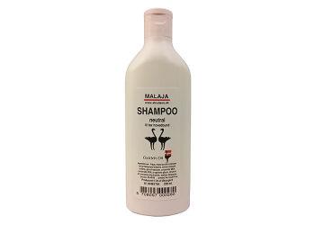 Ostrich Oil Struds Shampoo til Tørt Hår