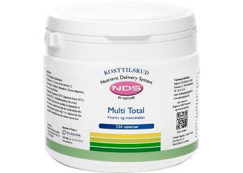 NDS Multi Total - multivitamin- og mineral