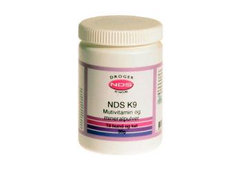 NDS K9 Multivitamin- og mineral til hund og kat