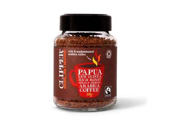 Clipper Instant Kaffe Ø Papua New Guinea