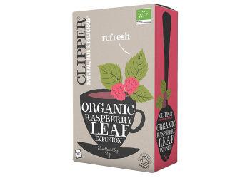 Clipper Hindbærblad te Ø