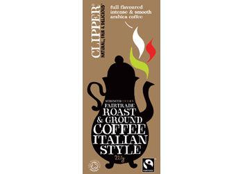 Clipper Kaffe Italian Style malet Ø