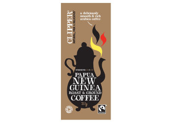 Clipper Kaffe Papua New Guinea Ø malet