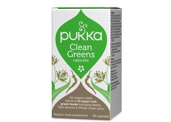 Pukka  Clean Greens Kapsler Ø Pukka