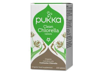 Pukka  Chlorella 500 Mg Ø Pukka