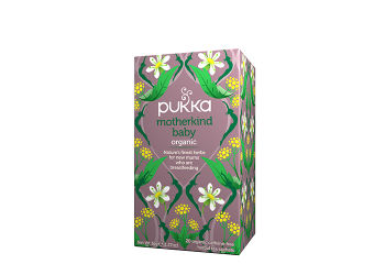 Pukka  Motherkind Baby Te Ø Pukka