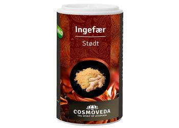 Cosmoveda Ingefær pulver Ø