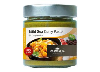 Cosmoveda Mild Goa Curry Paste Ø