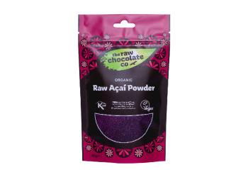 The Raw Chocolate Company Acai Pulver