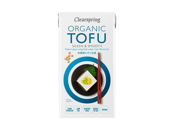 Clearspring Tofu (silken)