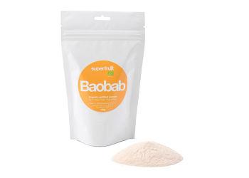 Superfruit Baobab Pulver