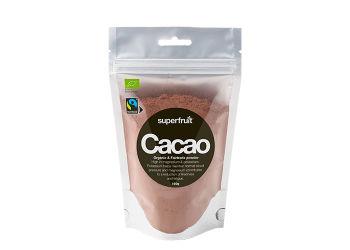 Superfruit Kakaopulver Raw Ekologisk