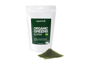 Superfruit Organic Greens Pulver Ø