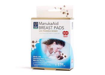 ManukaAid Breast Pads