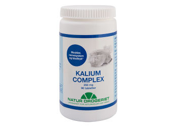 Natur Drogeriet Kalium Complex 250 Mg