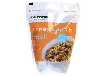 Nutana Mysli Honey Crunch