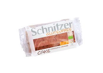 Schnitzer Sandkage M. Choko, Appelsin  Glutenfri Ø