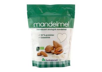Funksjonell Mat Mandelmel fedtreduceret Ø