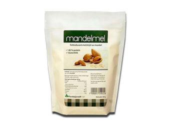 Funksjonell Mat Fettredusert Mandelmel