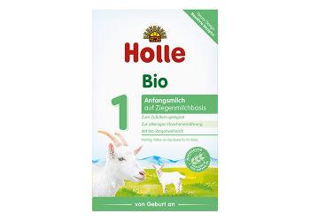 Holle Modermælkserstatning Gedemælk Basis 1 Ø - Fra første flaske