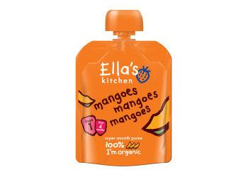 Ellas Kitchen Babymos Mango, Mango & Mango 4 Mdr Ø