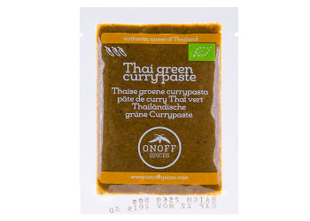 Onoff Spices Karry Paste Thai Grøn Ø