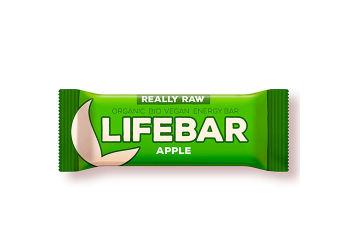 Lifefood Lifebar Æble Raw Ø