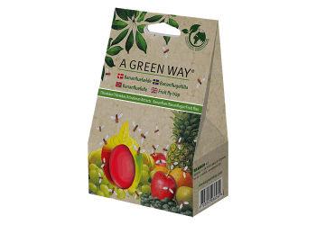 A Green Way Bananfluefelle.