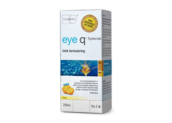 Eye Q Flytande Citronsmak