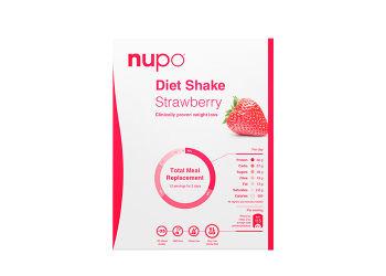 Nupo Diet Shake Jordbær