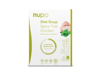 Nupo Spicy Thai Kylling Klassisk Suppe