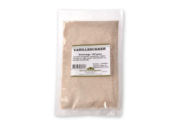 Natur-Drogeriet Vaniljesukker