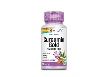 Solaray Curcumin Gold