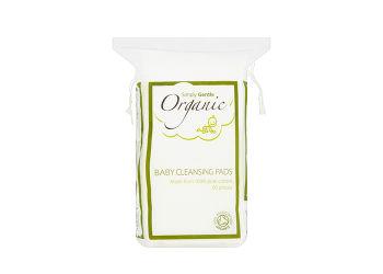 Simply Gentle Organic Tvättlapp Engångs Eko