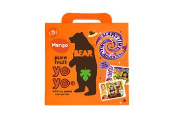 Bear Yoyo Pure Fruit - Multipak