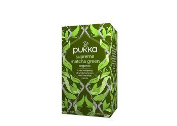 Pukka Supreme Green Matcha Te