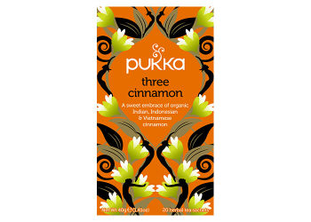 Pukka Three Cinnamon Te