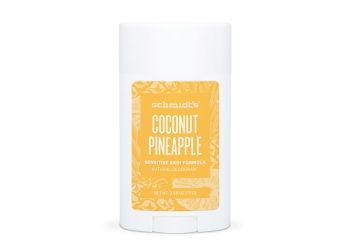 Schmidt´s Deodorant Stick - Coconut Pineapple